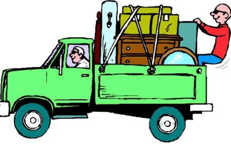 ارسال اثاث با نیسان به چابهار