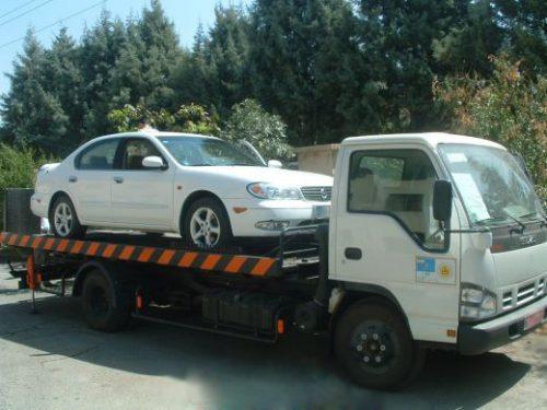 حمل و نقل خودروی سواری از تهران برای ساری با بیمه