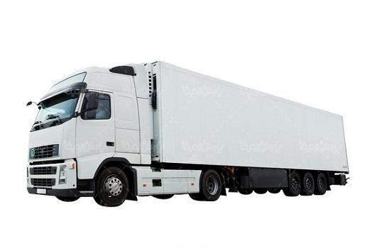 کامیون حمل بار