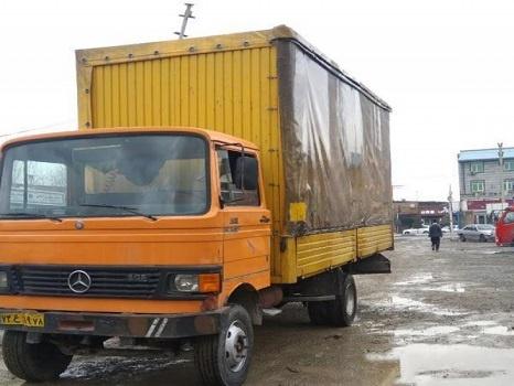 باربری با خاور و کامیونت برای ابهر