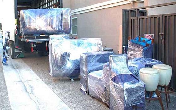 بسته بندی و حمل اثاث به مریوان