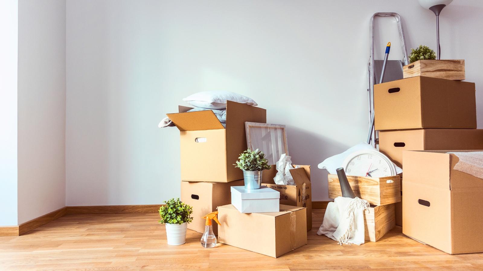 حمل و نقل اثاثیه و لوازم منزل