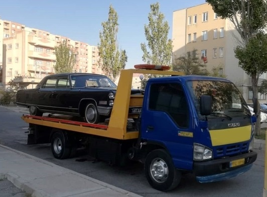 ارسال خودرو به بروجرد