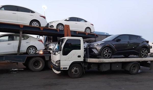 انواع خودروبر