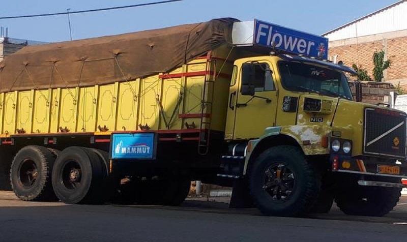 باربری با کامیون 10 تن