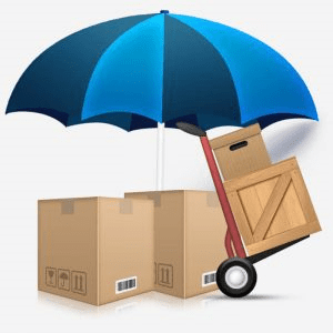 حمل بار همراه با بیمه