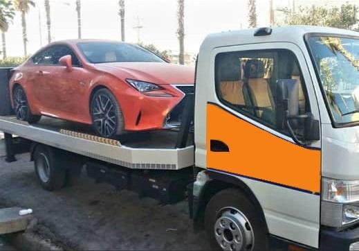 حمل خودرو از تهران به قم