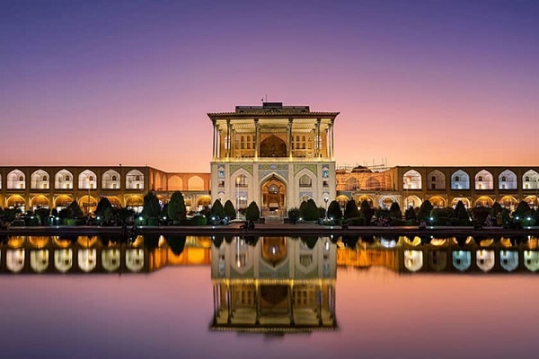 ارسال بار از تهران به اصفهان