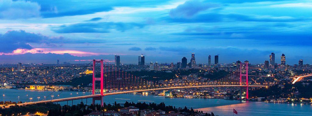 استانبول آسیایی و اروپایی