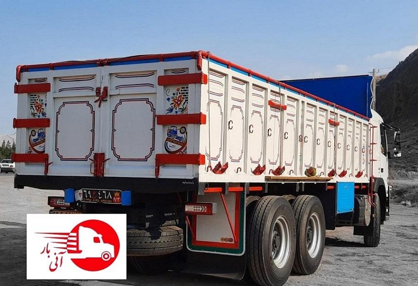باربری کامیون