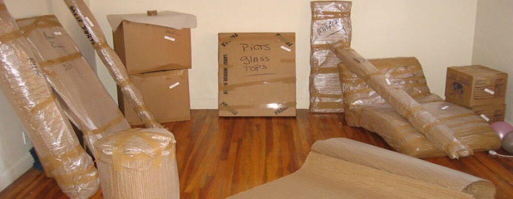 بسته بندی اثاثیه منزل جهت ارسال به نقاط مختلف ترکیه