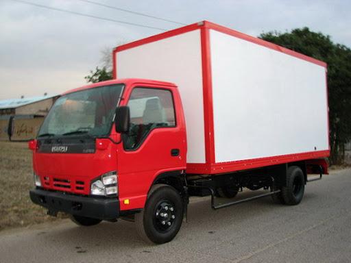 حمل بار با کامیونت