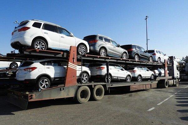 تریلی خودروبر تهران به ساری