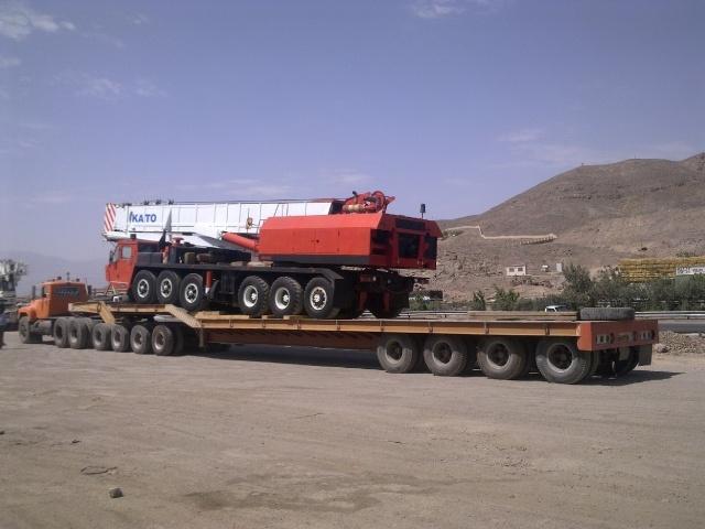 حمل بار ترافیکی از تهران و شهرستان ها برای چالوس