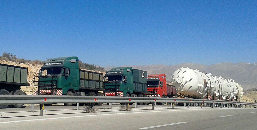 حمل و نقل با بوژی