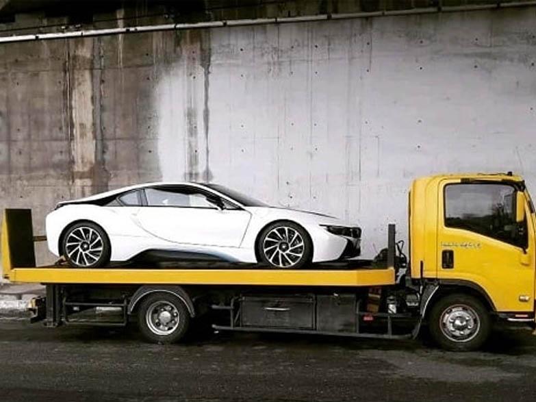 ارسال خودرو به بندر ترکمن