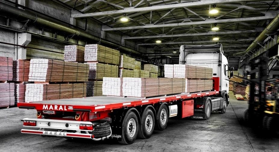 باربری و حمل و نقل با تریلی کفی-min