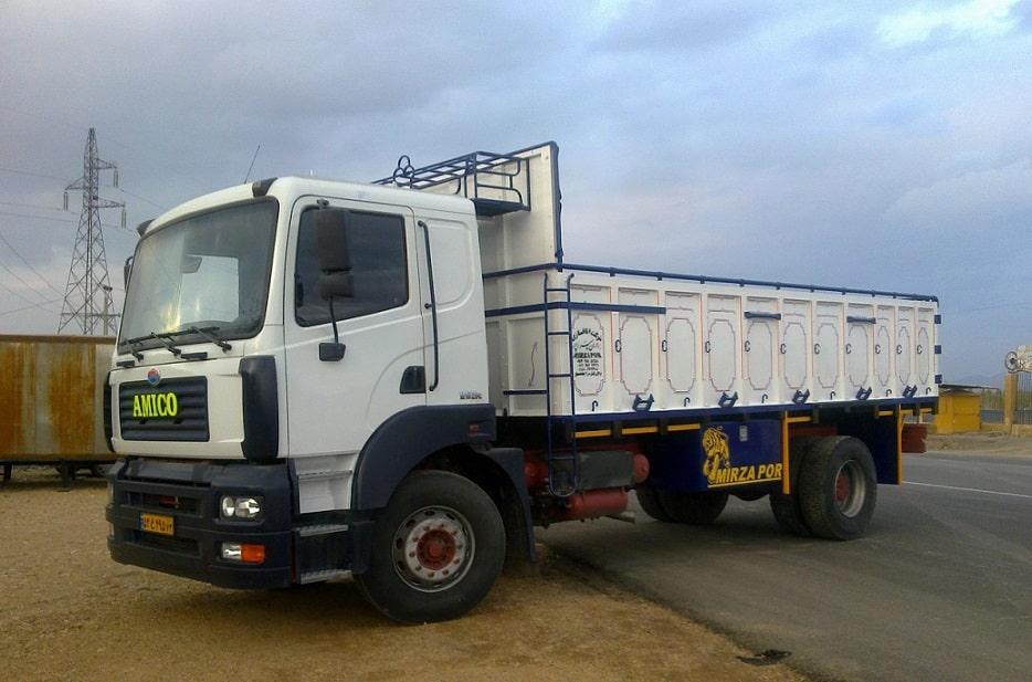 بهترین خدمات باربری کامیون-min