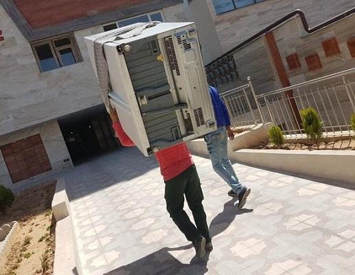 حمل اثاثیه منزل به اصفهان