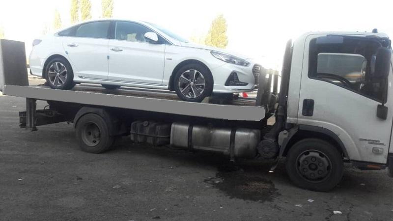 حمل خودرو از تهران به اراک با خودروبر به صورت تکی